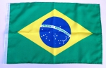 Brasilia Flag ca. 1 ft by 1,5 ft (ca. 30 x 45 cm )