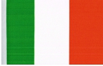Table Flags Italy ca. 15 x 22,5 cm by profimaterial